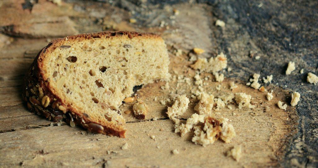 Kuvituskuva leipä