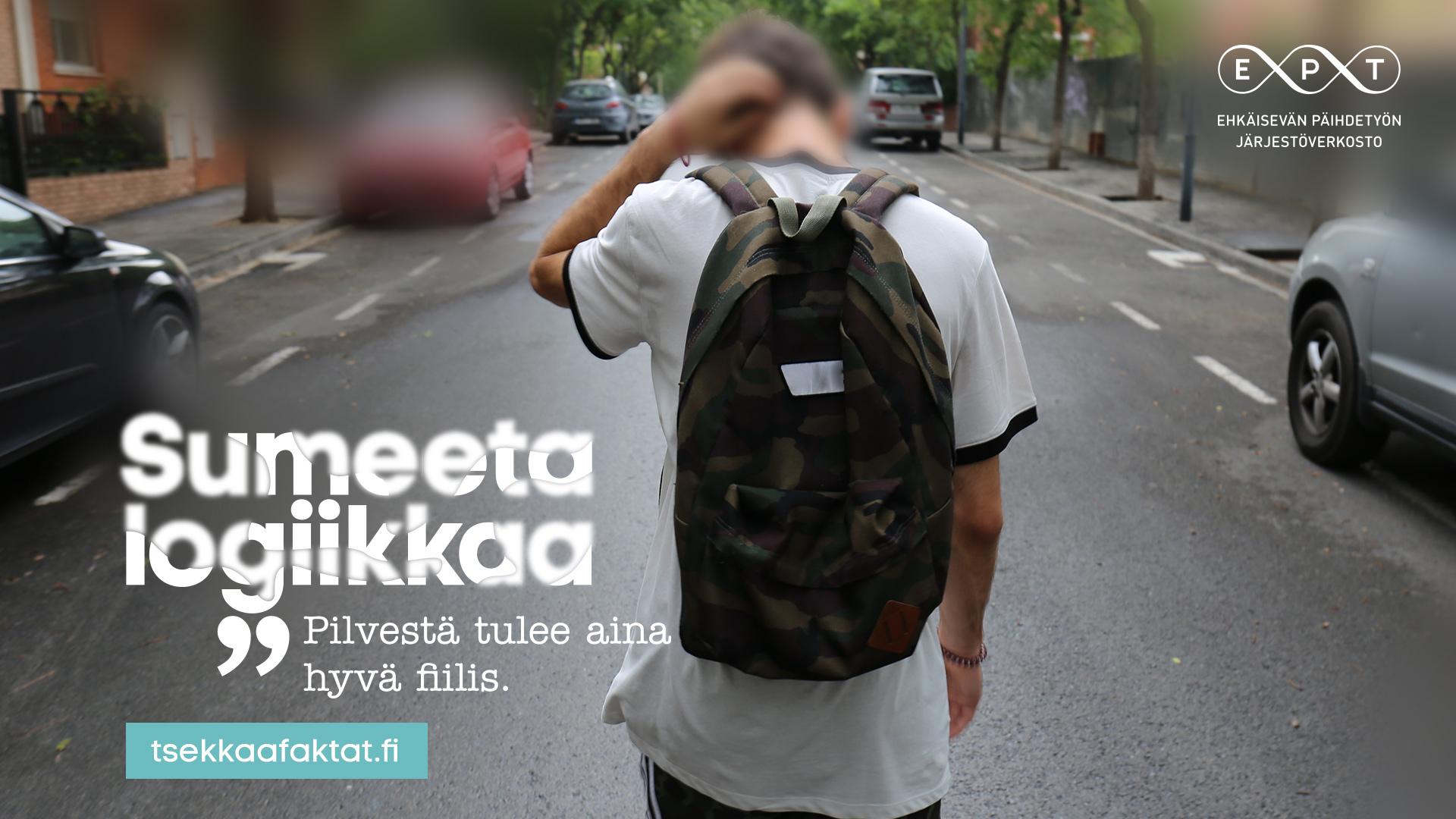 """Sumeeta logiikkaa? """"Pilvestä tulee aina hyvä fiilis"""" tsekkaafaktat.fi"""