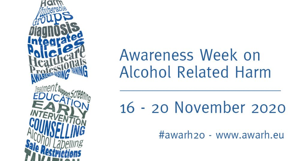 Article: Awareness Week on Alcohol related Harm 16.-20.11.