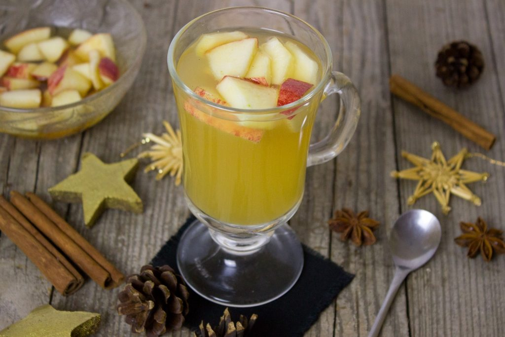 Tipattoman Mocktail-vinkki joulun odotukseen: glögi yllättää!